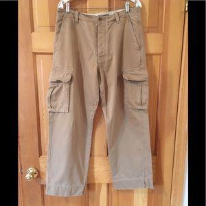 Men's JCrew Cargo Pants